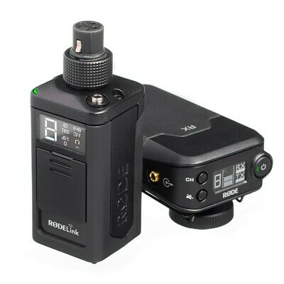 RØDELink Newsshooter Kit Digital Wireless System for News Gathering & Reporting