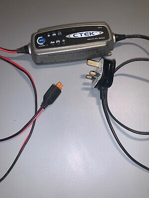 SPARES OR REPAIR CTEK Multi XS 3600 Car Battery Conditioner Charger Cost ££££