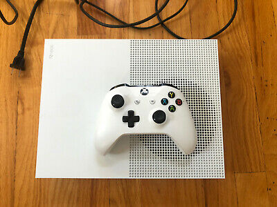 Excellent Xbox One S All-Digital Edition 1TB Video Game Console - White
