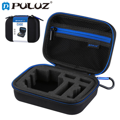 Carry Case For GoPro Hero 7 6 5 4 3+ 3 Action Cams Go Pro HD Small Storage Bag
