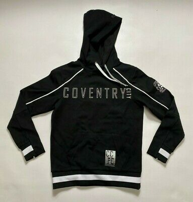 Coventry City FC Official Football Gift Kids Graphic Hoody