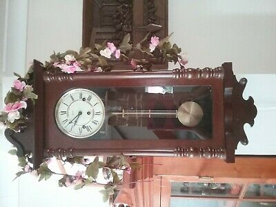 Hermle Westminster chime clock