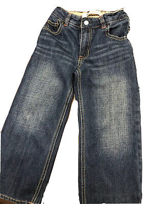 Baby Gap 4 Year Toddler Boys Loose Fit   Blue Jeans