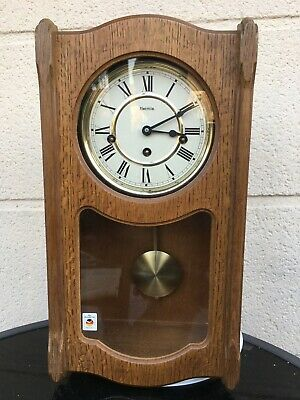 Hermle Westminster Chime Clock 341-021, Key, Instructions , not working properly