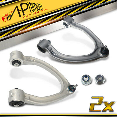 For Mercedes S350 S430 S500 S600 CL500 CL55 Pair Front Upper Control Arms BuyAutoParts 93-80188K1 NEW