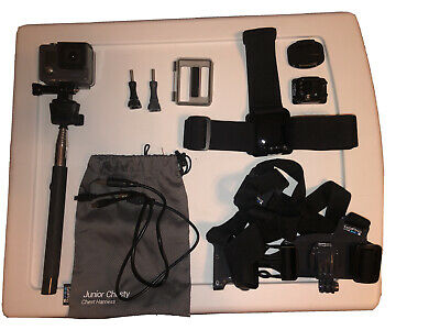 Used GoPro HERO waterproof 1080P 5MP HD Sport Action Camera With accessories