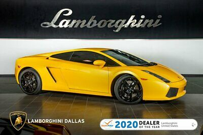 2004 Lamborghini Gallardo  BLACK WHEELS+ALCANTRA+CUSTOM FLOOR MATS+PRISTINE!