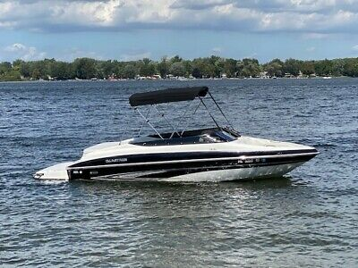 2008 Glastron Boat GXL 185 with trailer