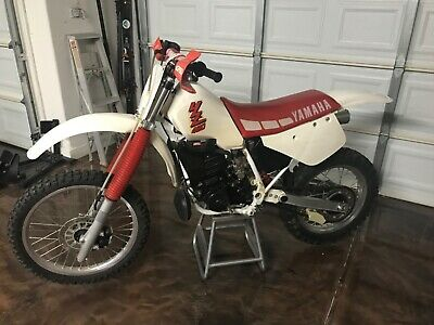 1990 Yamaha YZ  This is a one owner bike