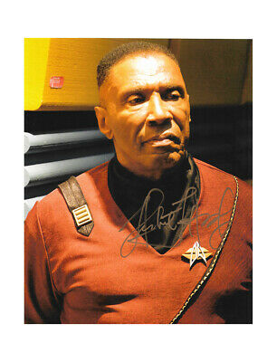 Star Trek Beyond Signed Pre Printed Autograph Poster Gift For a  Fan