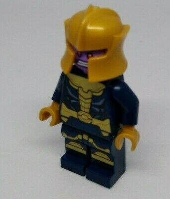 Marvel Avengers Super Heroes Thanos Spilt 76141 sh613 New Genuine Lego