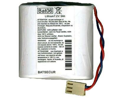BAT06 Batteria Litio 7,2V 5Ah compatibile con batteria Logisty BATLi06