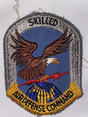 US Air Force USAF Aerospace Defense Command ADC Weapons Release Patch