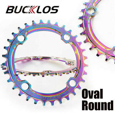 104BCD MTB Cycling Narrow Wide 30-38T Colorful Chainring fit SHIMANO//SRAM//FSA UK