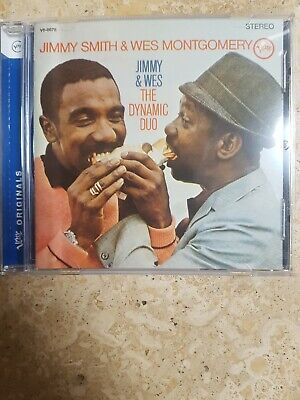 Jimmy Smith & Wes Montgomery: Jimmy & Wes - Dynamic Duo - Verve