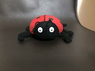 Ben and /& Hollys Little Kingdom Gaston Ladybird Soft toy Large NONE TALKING