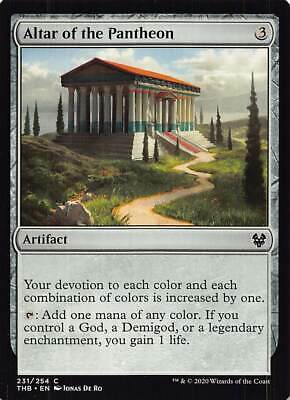 4X NM Altar of the Pantheon Theros Beyond Death MTG Magic the Gathering
