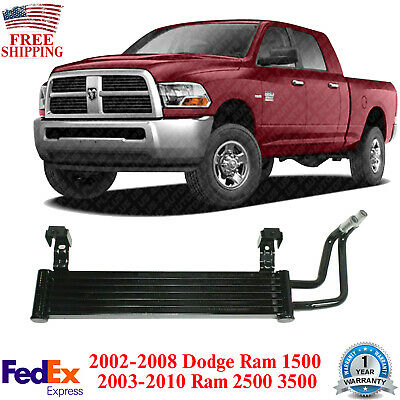 52028967AC Automatic Transmission Oil Cooler Assembly Fits 02-08 Dodge Ram 1500