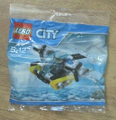 Lego City Prison Island Helicopter 30346 BNIB Party Bags