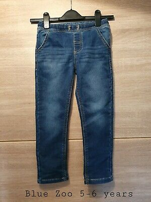 Bluezoo Soft Boys Jeans Size 5-6 Years