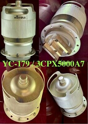 1 MKS YC-179 / 3CPX5000A7 hIGh-MU POWER TRIODE for PULSED RF AMPLIFIER HAMRADIO