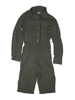 B1 Justice Girl/'s Camo Snuggly Soft Jumpsuit NEW NWT