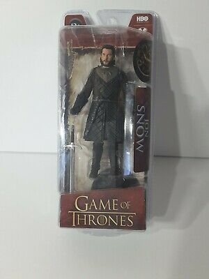 McFarlane Toys Game of Thrones Construction Sets #19350 JON SNOW Attacking Fig