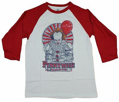 Pennywise The Dancing Clown Stephen Kings It Retro Vintage Unisex T Shirt 1663