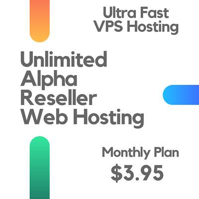 Master Reseller Hosting Unlimited LiteSpeed CloudLinux WHM✅ SSL Yearly