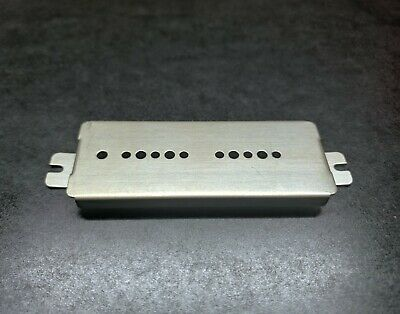 p-90 dogear baseplate nickel silver 50mm pole spacing for guitar pickup