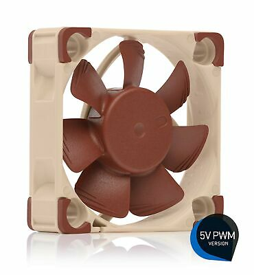 Noctua NF-A4x10 5V PWM, Premium Quiet Fan with USB Power Adaptor Cable, 4-Pin...