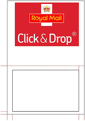 Amazon Seller Pro Labels Royal Mail Click and Drop SMP S11 - D5 - S19