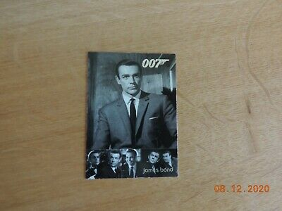 James Bond The Quotable VB1 card 577/700