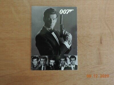 James Bond The Quotable VB5 card  484/700