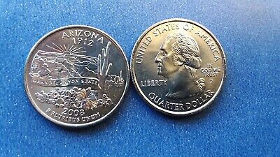 Uncirculated from an OBW Roll 2003 P Maine Statehood Quarter Ships Free One