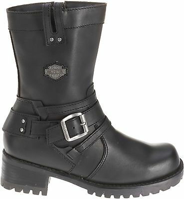 NEW HARLEY-DAVIDSON WOMEN/'S BOOTS D83692 KEELY