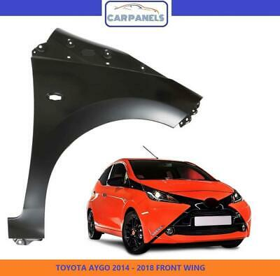 TOYOTA PRIUS 2015-2019 FRONT WING PASSENGERS SIDE LEFT NEARSIDE NEW PRIMED