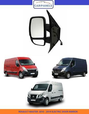 VAUXHALL MOVANO 2003-2010 DOOWR WING MIRROR ELECTRIC PASSENGER SIDE NEAR SIDE LH