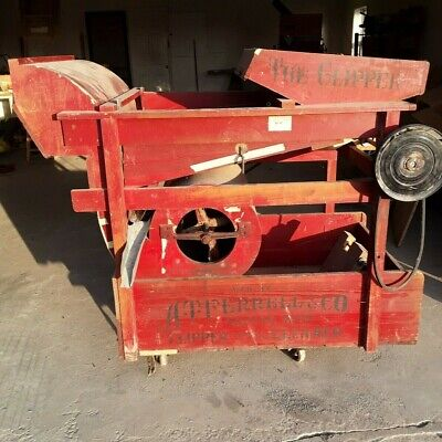 Model 2B seed cleaner AND motor, local pickup only