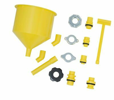 New LISLE TOOLS Spill Free Funnel-Threaded Cap 24680