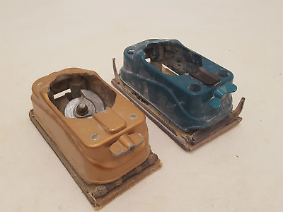 Pair of Black & Decker D988 Finishing Sander Attachments in Box 32339