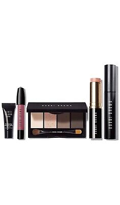 Limited Edition Bobbi Brown Ready In 5 Edition Eyes Palette, Cheek & Lip Kit