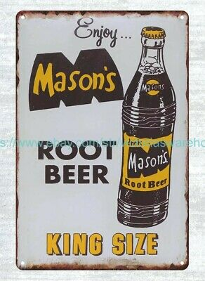 Beer Comix Booze Culture Capers metal tin sign in home decor