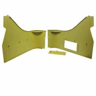 Operator Dust Shields - Right Hand and Left Hand Compatible with John Deere