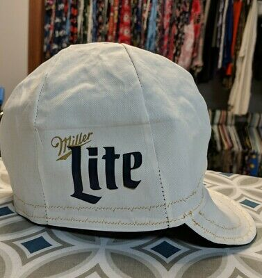Wendys Welding  Hat Made With Pabst Application 7 NEW!!