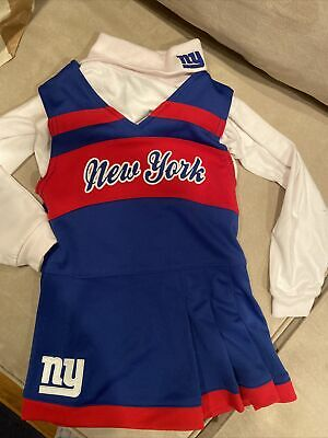 New York Mets Cheerleader Outfit Skirt Shirt 2T 3T 4T NWT Jersey NEW Black