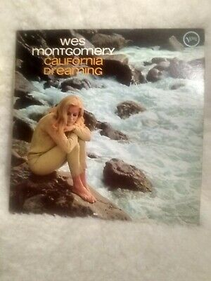 Wes Montgomery V - 8672 , California Dreaming ,  VG +