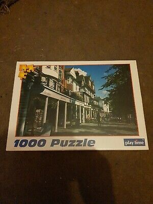 Royal Harbour and Arches England Ramsgate Kent 1000 Piece Jigsaw Puzzle