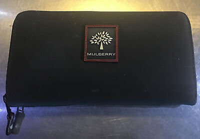 Mulberry 25th Anniversary Travel Wallet 7 90 Picclick Uk