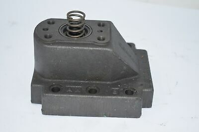 Parker Denison Hydraulics Pressure Reducer Valve 6373 AX BY Base